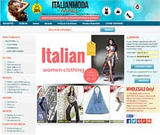 Italian fashions wholesale: MALL B2B where to purchase wholesale direct from the Italian factories and brands