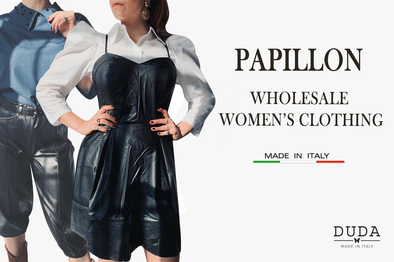 PAPILLON - WHOLESALE WOMEN'S CLOTHING MADE IN ITALY