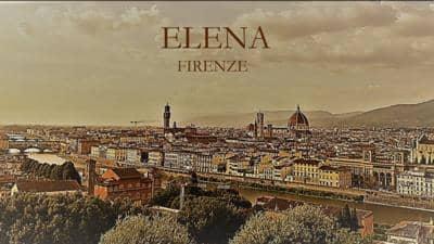 ELENA FIRENZE - Logo