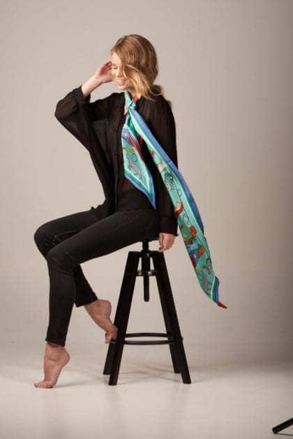 italian scarf scarf