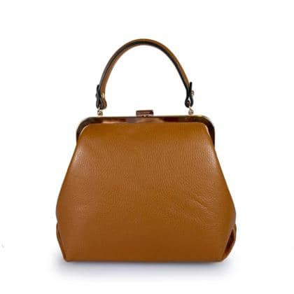 genuine leather bag, Made in Italy